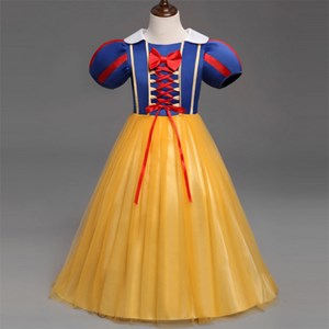 SNOWHITE  Costume Party Princess Dress  ( SIZE 100 - 150 )