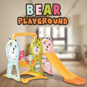 BEAR PLAYGROUND