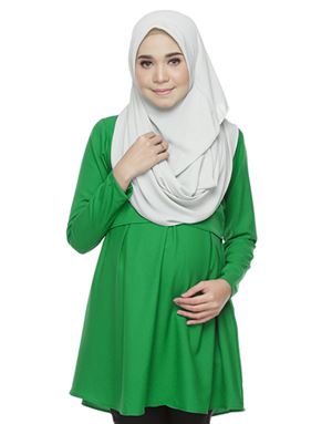 Alarra Blouse - Green