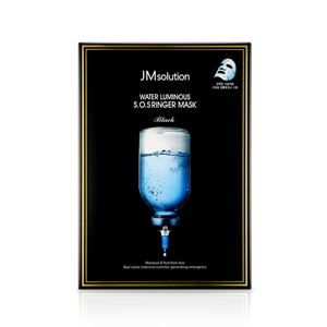 JM SOLUTION Water Luminous S.O.S Ringer Mask 1pc