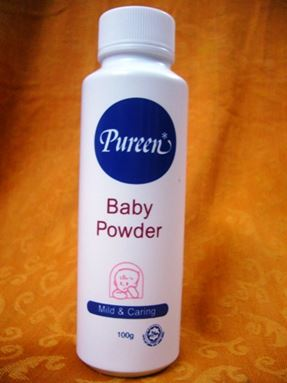 PUREEN - BABY POWDER MILD & CARING