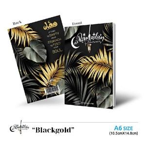 RAMADHAN PLANNER - BLACKGOLD