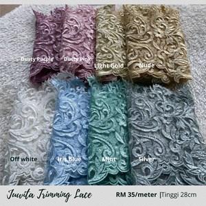 Juwita Trimming lace (new design)