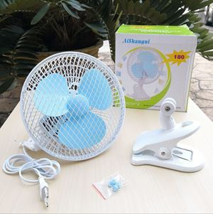 Electric Clip Fan 25cm