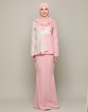 LINANG IN DUSTY PINK