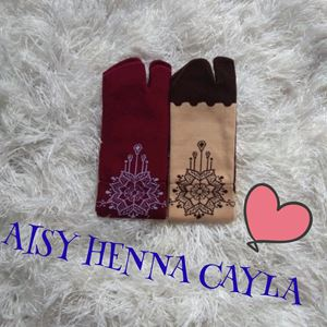 Aisy (henna calya)