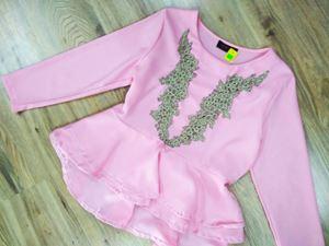 Blouse A Light Pink