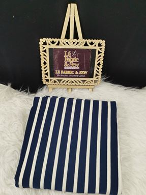 STRIPED (NAVY BLUE & WHITE) 1100119