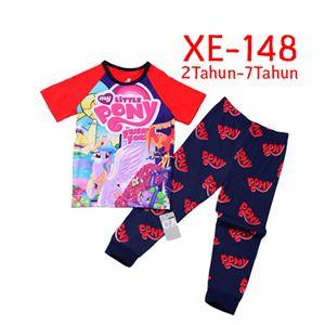 CALUBY XE-148 Kids Pyjama (2-7 tahun)