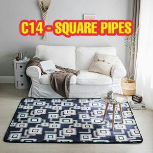 C14 - Square Pipes