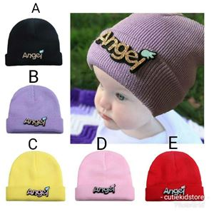 BABY AND KIDS CUTE SNOW CAP