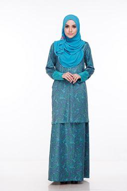 Baju Kurung Melissa (KM114) - Size XS, S, M only