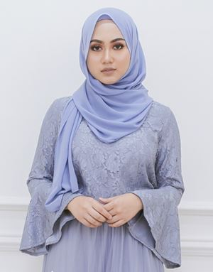 ALARA LACE TOP IN GREY
