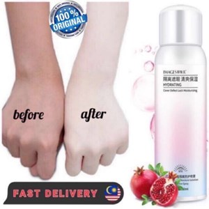 Images Red Pomegranate Hydrating Spray