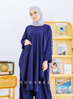 MULAN BASIC - NAVY BLUE