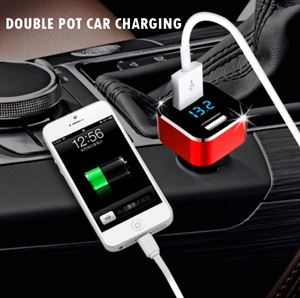 DOUBLE POT CAR CHARGING N01044