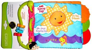 Teether Cloth Book - One Sunny Day