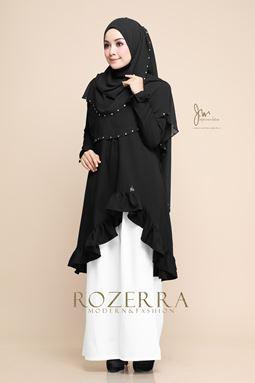 ROZERRA MODERN & FASHION (Black)