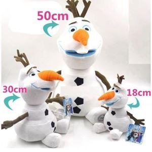 OLAF  ( 50CM, 30CM & 18CM )