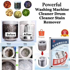 Washing Machine Cleaner Powder 100g