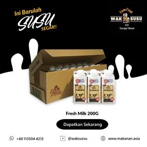 Fresh Milk 200G X 24 PKTS