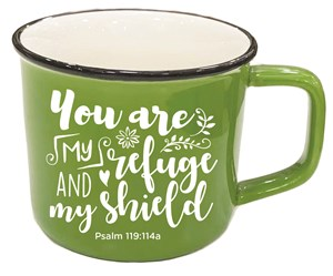 Mug - You are My Refuge and My Shield