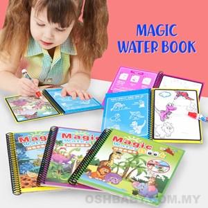 MAGIC WATER BOOK
