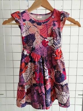 Princess Dress V2 : Rainforest size 2-4