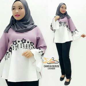 CAMELIA BLOUSE