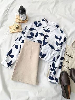 Min Jee Korean Shirt