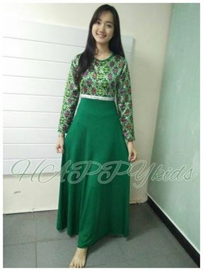 Songket SONGKET GREEN for LADIES