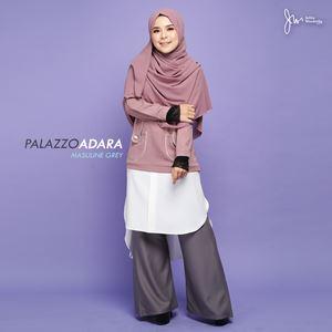 PALAZZO ADARA 02 (MASULINE GREY)