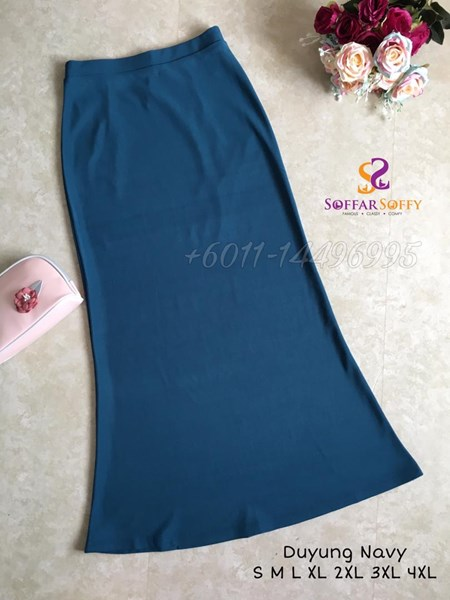 SKIRT DUYUNG NAVY