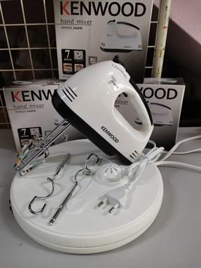 kenwood/7 speed hand mixer