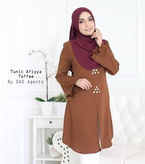 Tunic Afiyya Toffee