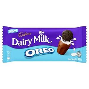 Cadbury Dairy Milk Oreo 130g