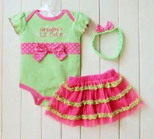 Lil Cutie - Romper + Tutu skirt