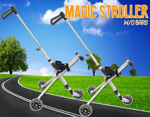 MAGIC STROLLER W/O BARS