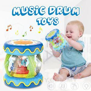 MUSIC DRUM TOYS