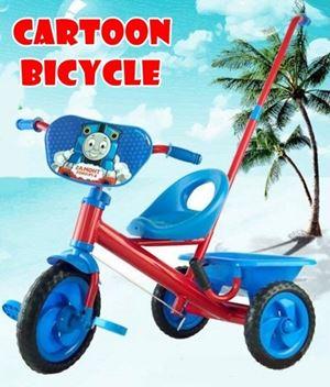 CARTOON BICYCLE N00664