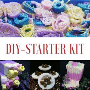 SOAP STARTER KIT - DIY