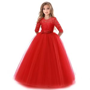PRINCESS DRESS ( RED ) SZ 130-170