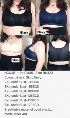 NCN45 *Ready stock ~*Bust 90-110BCD