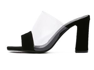 Shoe 2774 Black | White