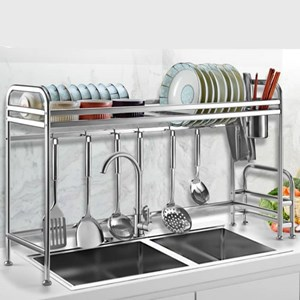 304 STAINLESS STEEL DISH RACK