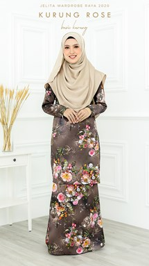 BASIC KURUNG ROSE IN MARIAM