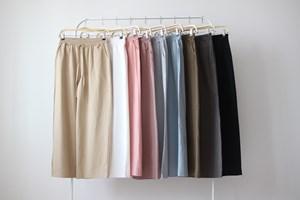 CELINE COTTON PANTS 2.0