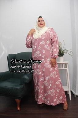 JUBAH DAHLIA (27625)