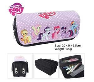 BIG CAPACITY PONY PENCIL CASE