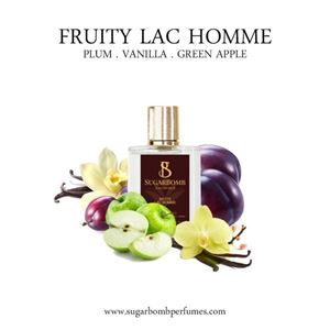 Fruity Lac Homme 30ml - Retail